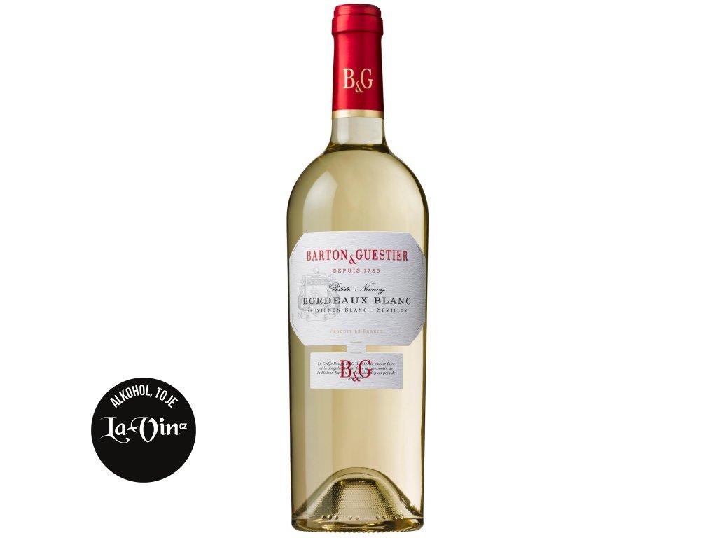 B&G Bordeaux Blanc AOC 0,75l