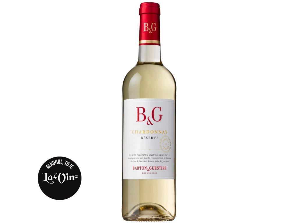B&G Chardonnay reserve 0,75l