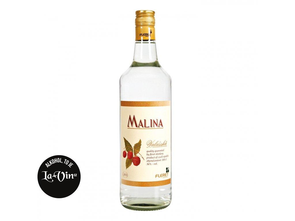 Valašská malina Fleret 1l