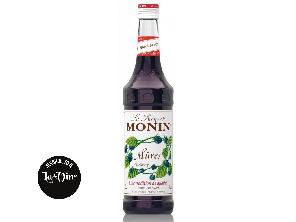MONIN MURE - OSTRUŽINA 0,7L