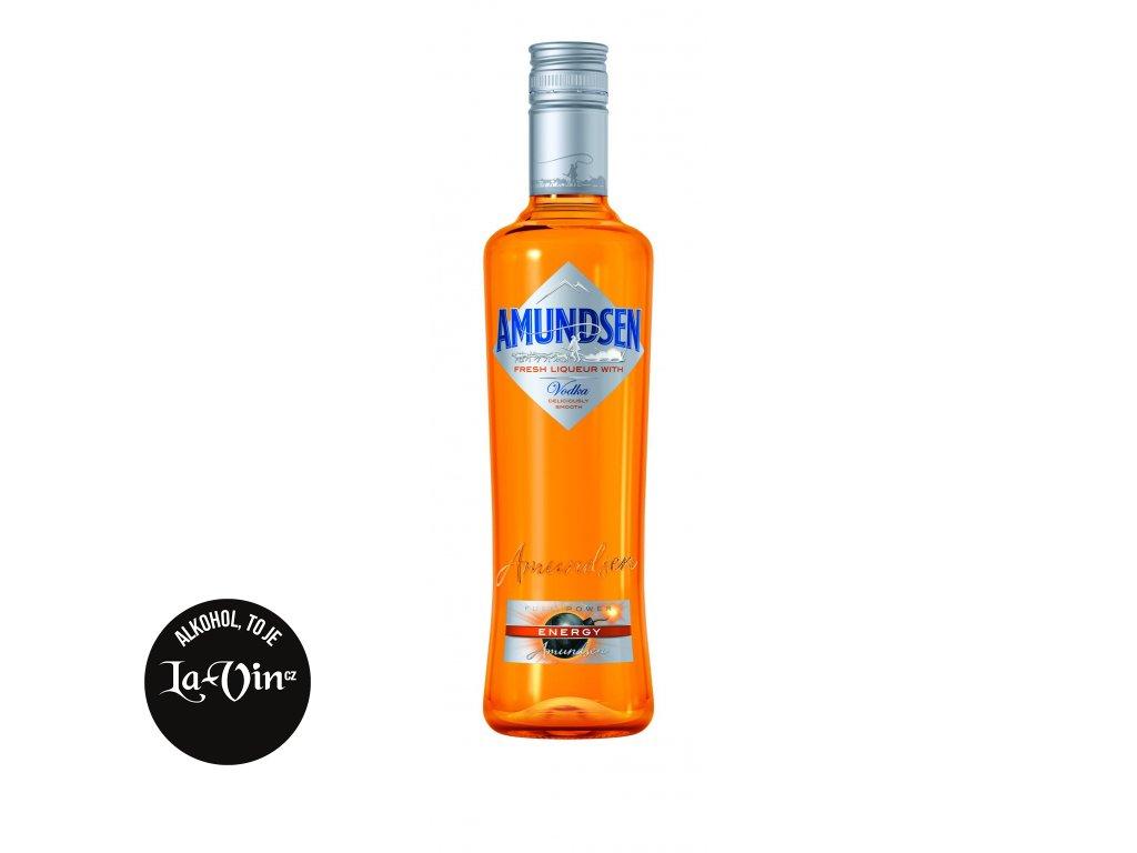 Vodka Amundsen Energy 0,5 l.