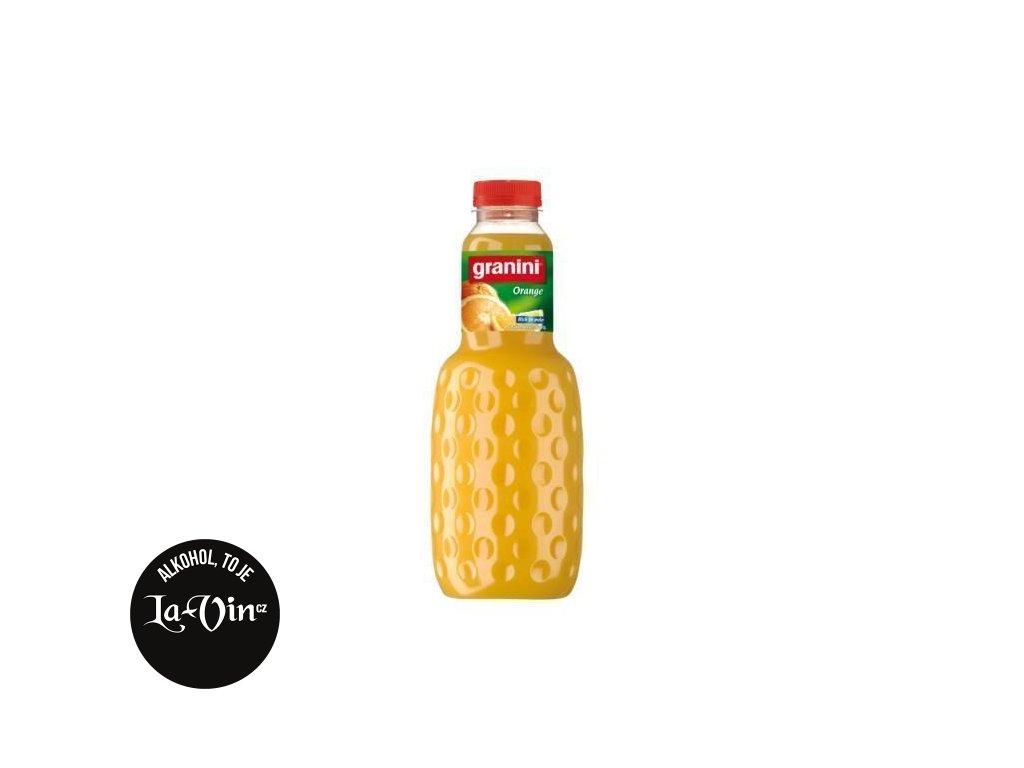 GRANINI  Pomeranč 100%  1 L