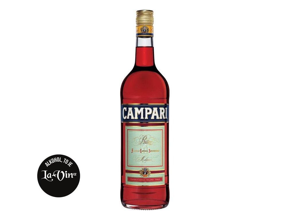 CAMPARI BITTER  0.75 L