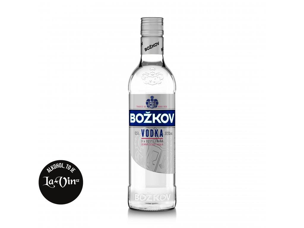 Božkov Vodka 0,5l 0,5l
