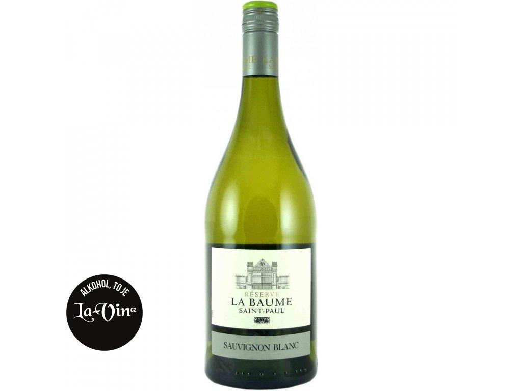 La Baume Sauvignon blanc 0,75l