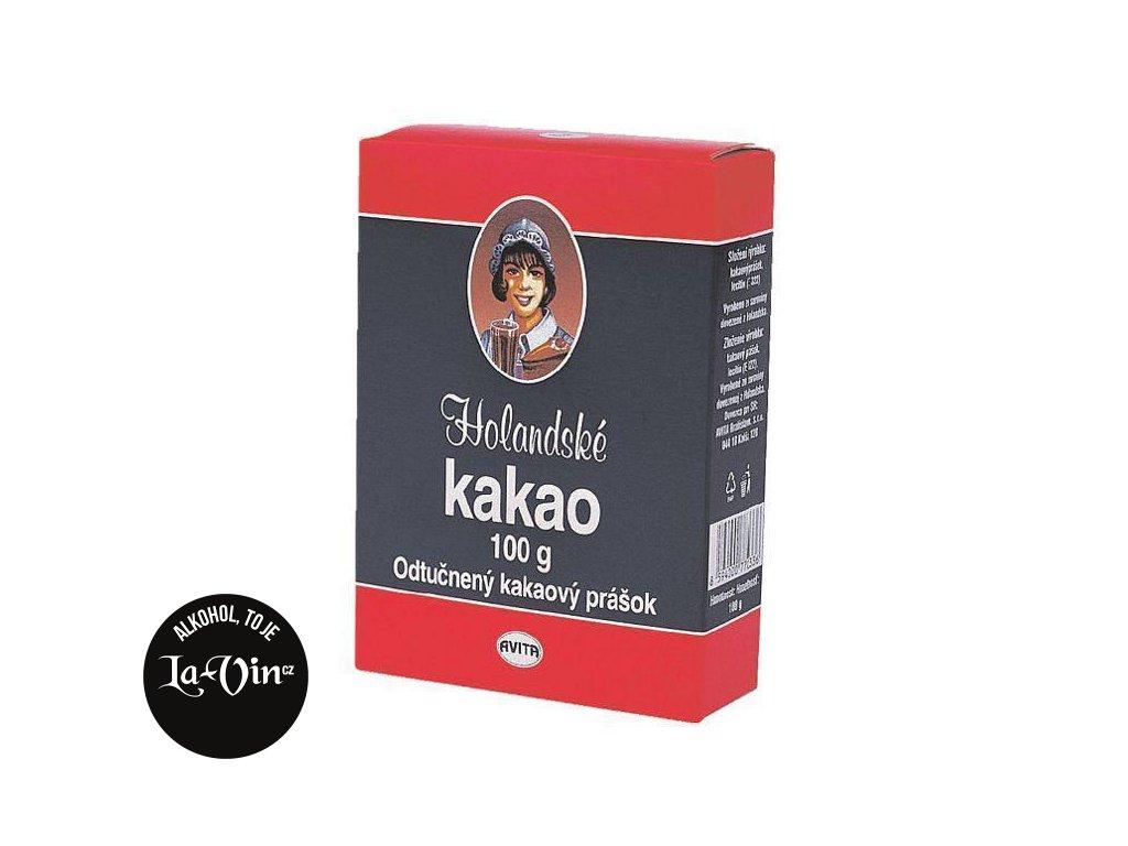 KAKAO HOLANDSKÉ 100G