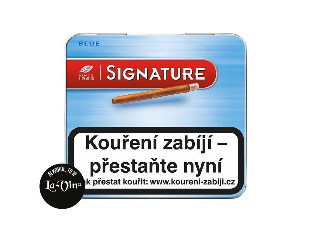 DOUTNÍK CAFE CREME BLUE
