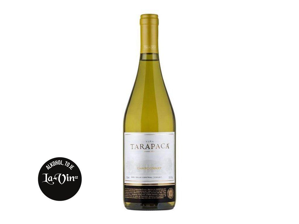 Tarapaca Chardonnay jakostní 0,75l