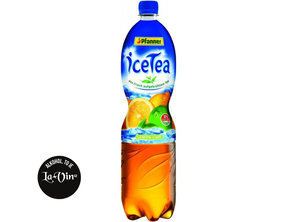 PFANNER ICE TEA Citron 1,5 L