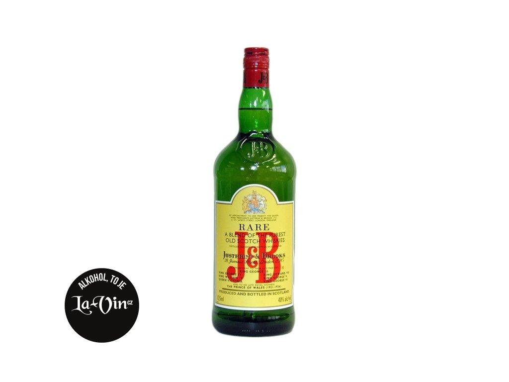 J&B SCOTCH WHISKY ENTERPRISE 1L