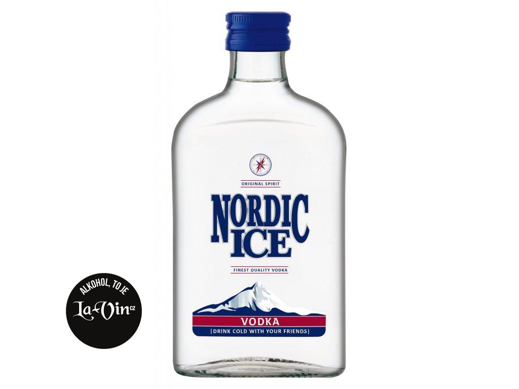 VODKA NORDIC ICE 0.2L