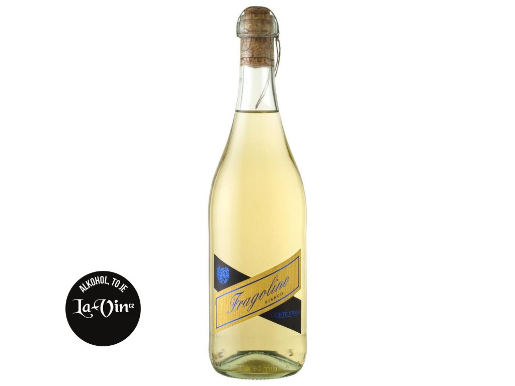 Fragolino Bianco Spago 0,75l