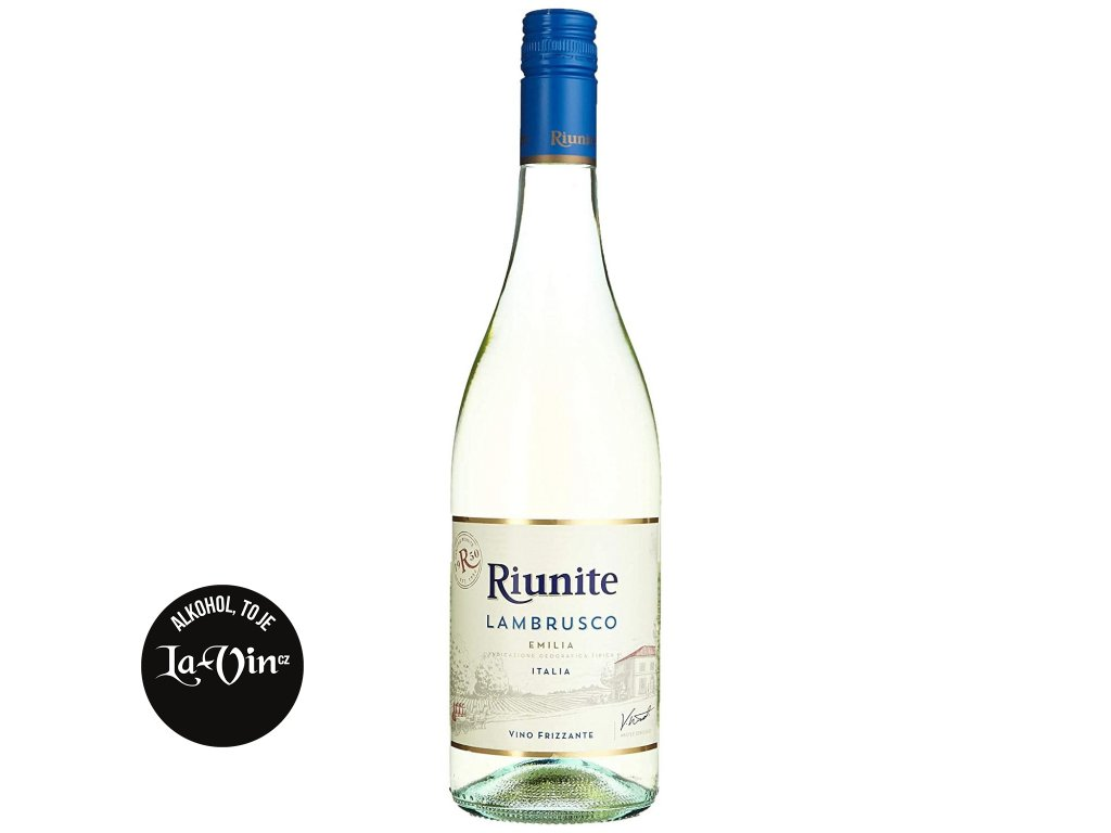 Riunite Lambrusco Bianco 0,75l