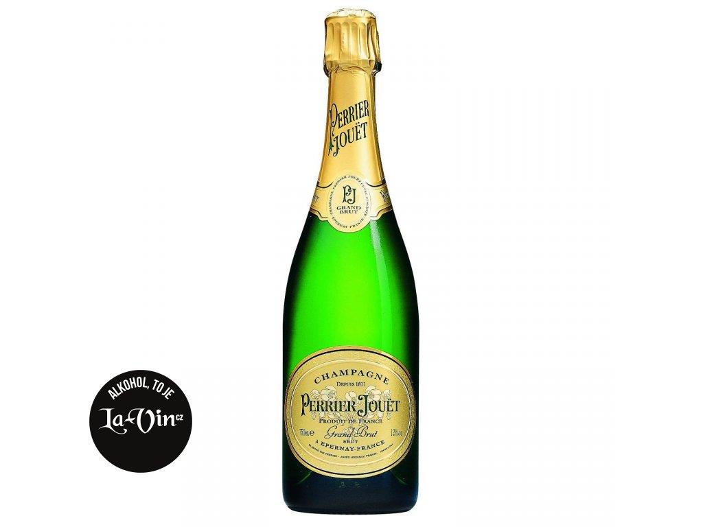 Perrier Jouet Grand Brut Champagne 0,75l