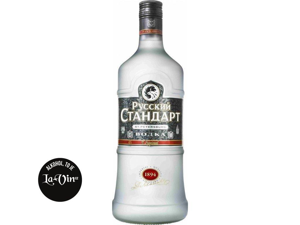 Vodka Russian Standard Original 3l