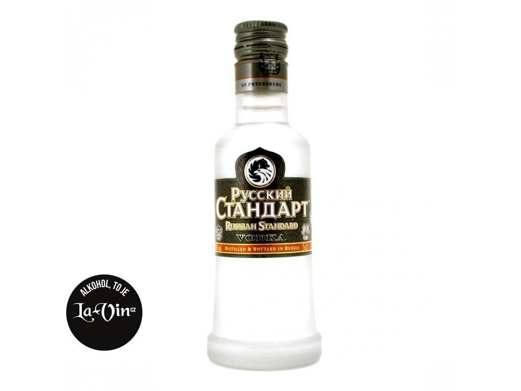 Vodka Russian Standard Original 0,05l