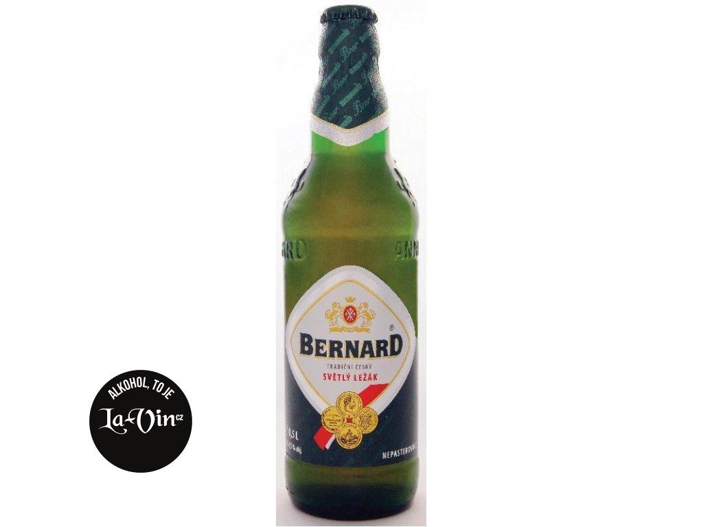 BERNARD 11 SVĚTLÝ LEŽÁK 0,5L