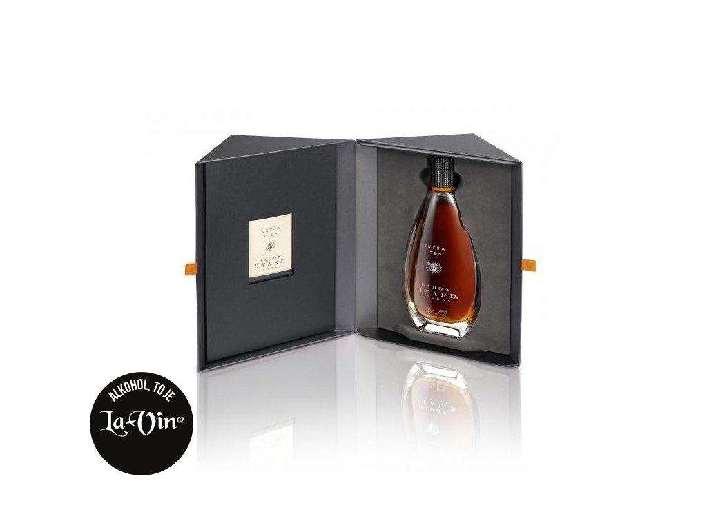 Baron Otard 1795 v dárkovém boxu 0,7l