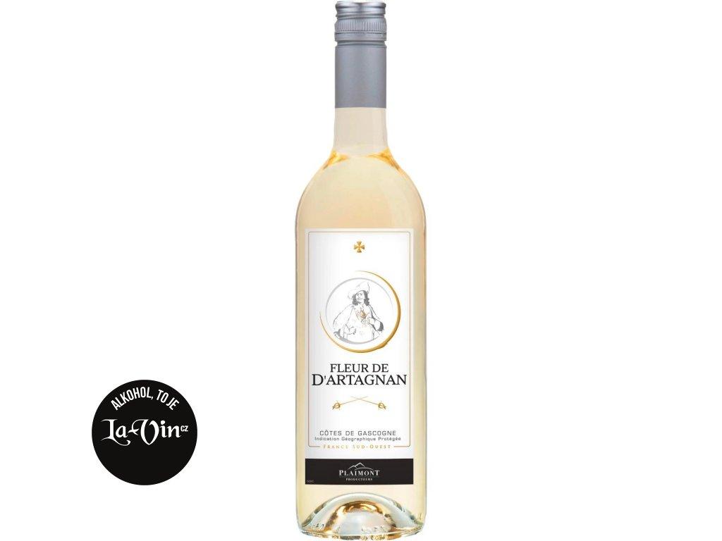 Fleur de D'Artagnan Blanc 0,75l