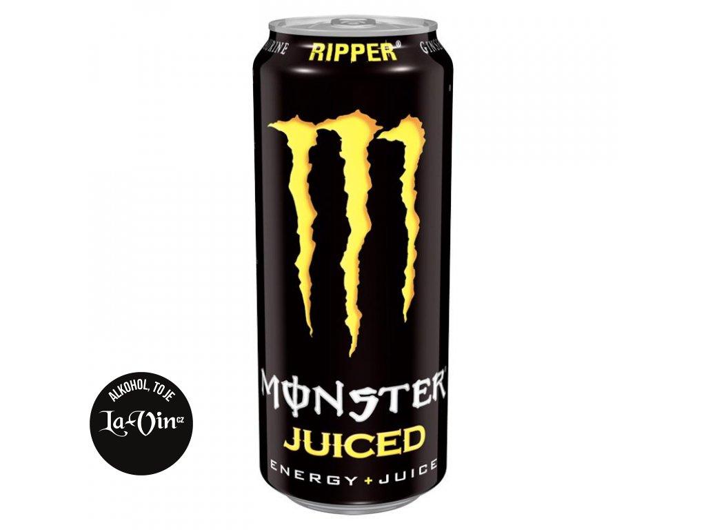 MONSTER ENERGY RIPPER ENERGY+JUICE
