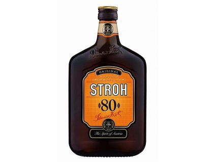 Rum Original Stroh 0,5l