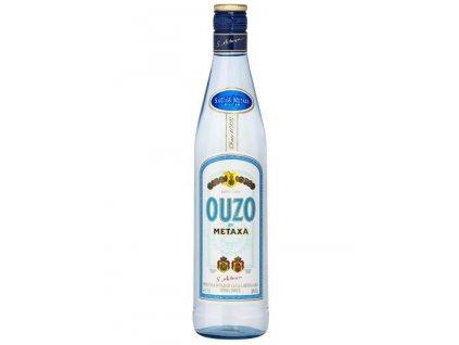 Slavná řecká anýzová specialita, která se po přidání vody mléčně zakalí.