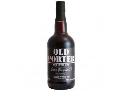 Old Porter Rich Sweet Wine 21% 0,75l