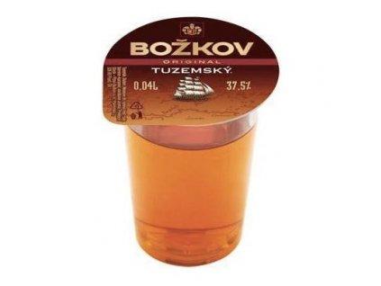 Mini panák Božkov Original tuzemský 37.5% 0.04l