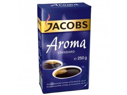 Káva JACOBS Aroma Standard 250 g