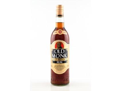 Old Monk 12y Gold Reserve 0.7l 42.8%