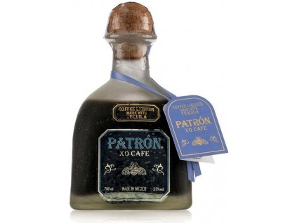 TEQUILA PATRON XO CAFE LIQUEUR 0,7L 35%