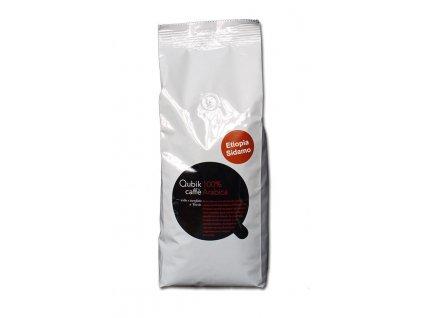 KÁVA QUBIK CAFFÉ ETHIOPIA 1KG