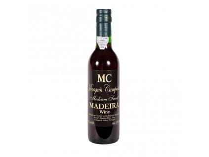MADEIRA MC MARQUÉS CAMPOALTO 0,75L