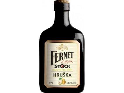 FERNET STOCK HRUŠKA 0,2L