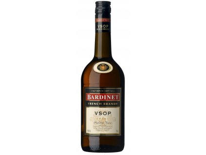 BARDINET FRENCH BRANDY VSOP 0,7L