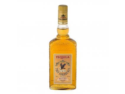 Tequila Tres Sombreros Gold 38% 1l