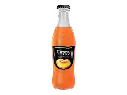 Cappy 0,25l multivitamín 52%
