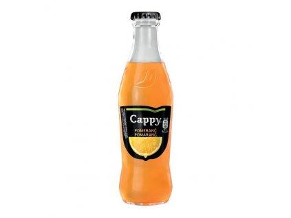 Cappy 0,25l pomeranč 100%
