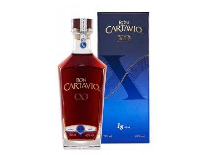 Rum Cartavio XO 0,7l