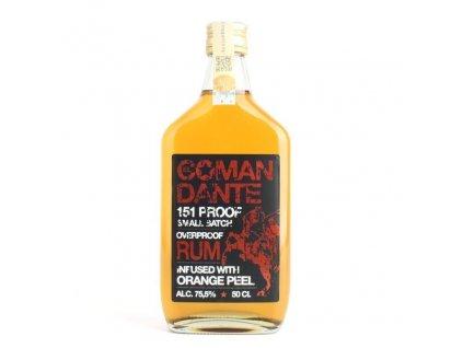 Rum El Comandante 75,5% 0,7l