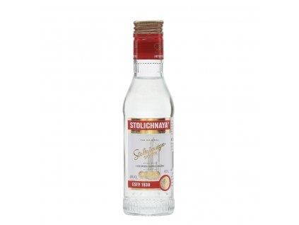 Vodka Stolichnaya 0,05l 40%