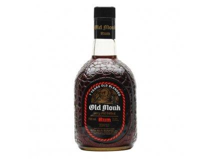 Rum Old Monk 7yo New Release 0,7l