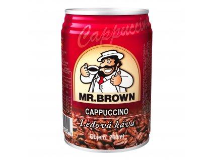 Mr. Brown coffee cappuccino 240ml