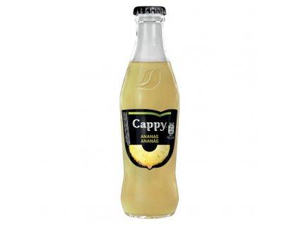 Cappy 0,25l ananas 51% sklo