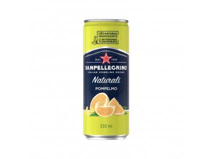 San Pellegrino Aranciata Pompelmo 0,33l plech