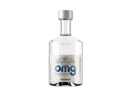 Žufánek OMG Oh My Gin 45% 0,1l