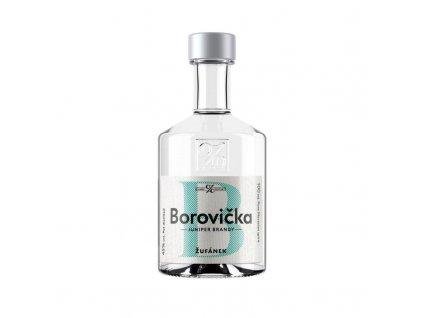 Borovička Žufánek 45% 0,1l