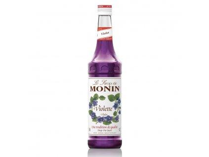 Monin Violet - fialka 1l