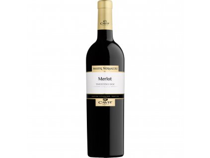 Mastri Vernacoli Merlot DOC 0,75l