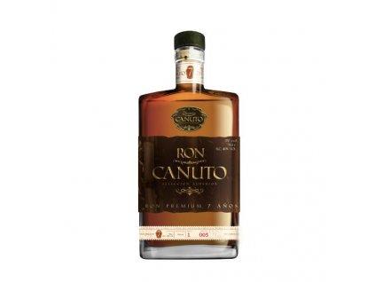 Ron Canuto Highland rum 0,7l